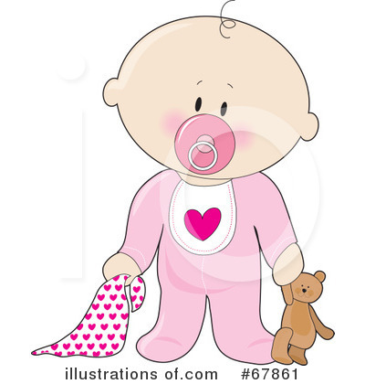 Teddy Bear Clipart #67861 by Maria Bell