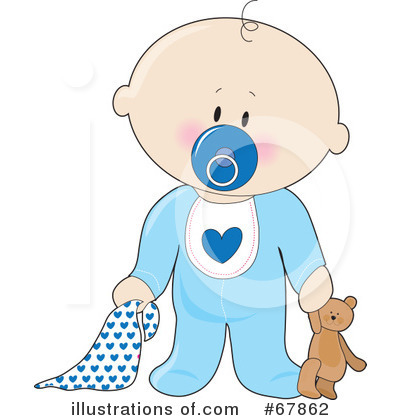 Teddy Bear Clipart #67862 by Maria Bell