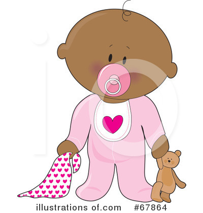Teddy Bear Clipart #67864 by Maria Bell