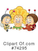 Baby Clipart #74295 by BNP Design Studio