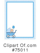 Baby Clipart #75011