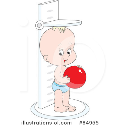 Baby Clipart #84955 by Alex Bannykh