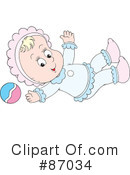 Baby Clipart #87034 by Alex Bannykh