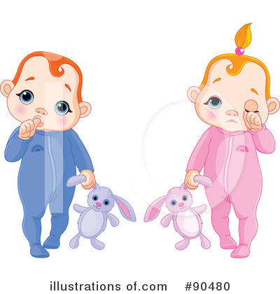 Baby Clipart #90480 by Pushkin