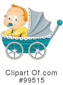 Royalty-Free (RF) Baby Clipart Illustration #99515