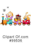 Baby Clipart #99536 by BNP Design Studio