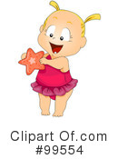 Royalty-Free (RF) baby Clipart Illustration #99554