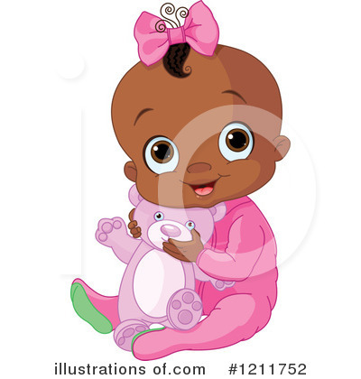 Teddy Bear Clipart #1211752 by Pushkin