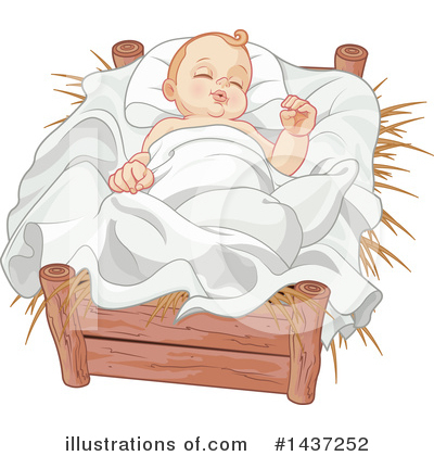 Nativity Clipart #1437252 by Pushkin