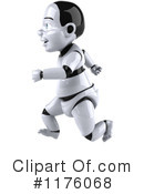 Baby Robot Clipart #1176068