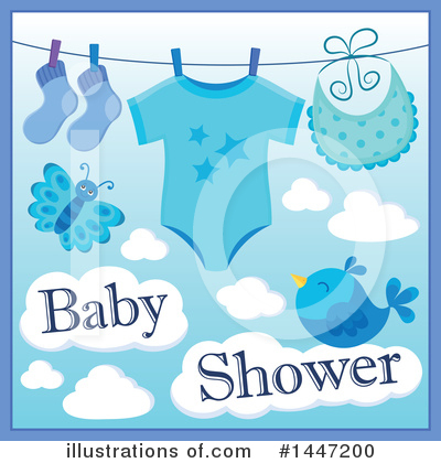 Baby Clipart #1447200 by visekart