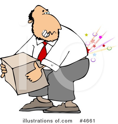 Businessman Clipart #4661 by djart
