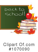 Royalty-Free (RF) Back To School Clipart Illustration #1070090