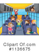 Royalty-Free (RF) Back To School Clipart Illustration #1136675