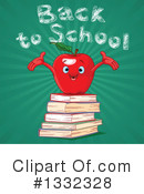 Back To School Clipart #1332328 by Pushkin