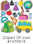Back To School Clipart #1470516 by visekart