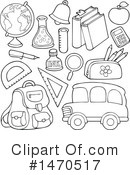 Back To School Clipart #1470517 by visekart