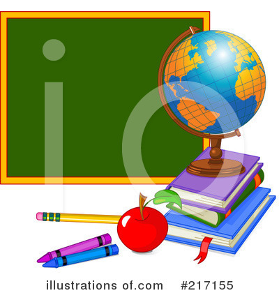 Back To School Clipart #217155 by Pushkin