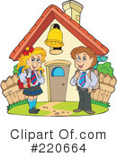 Back To School Clipart #220664 by visekart