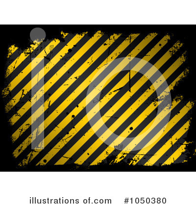 Hazard Stripes Clipart #1050380 by KJ Pargeter