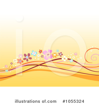 Royalty-Free (RF) Background Clipart Illustration by NL shop - Stock Sample #1055324