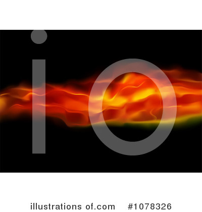 Flames Clipart #1078326 by dero
