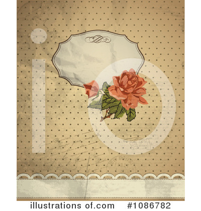 Rose Clipart #1086782 by Eugene