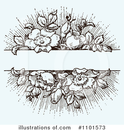 Roses Clipart #1101573 by BestVector