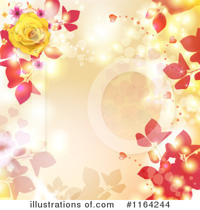 Wedding Background Clipart #1164244 by merlinul