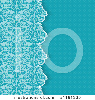 Damask Clipart #1191335 by KJ Pargeter