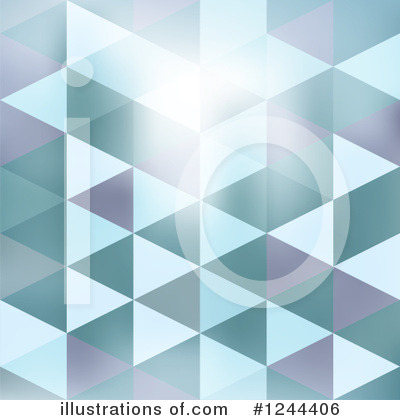 Geometric Clipart #1244406 by vectorace