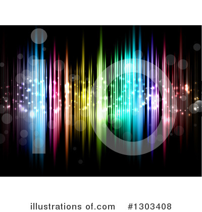 Royalty-Free (RF) Background Clipart Illustration by KJ Pargeter - Stock Sample #1303408