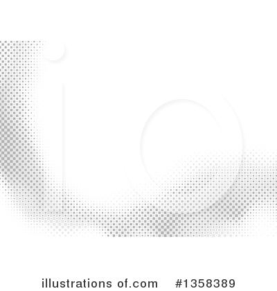 Halftone Clipart #1358389 by dero