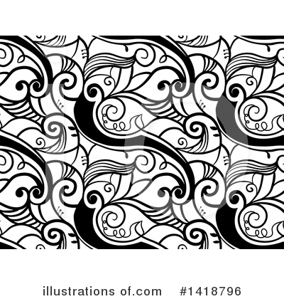 Royalty-Free (RF) Background Clipart Illustration by BNP Design Studio - Stock Sample #1418796