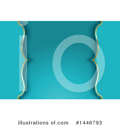 Business Card Clipart #1446793 by KJ Pargeter