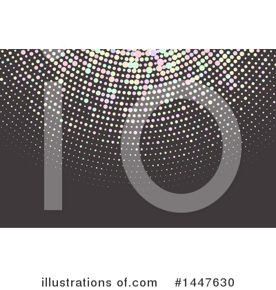 Business Card Clipart #1447630 by KJ Pargeter