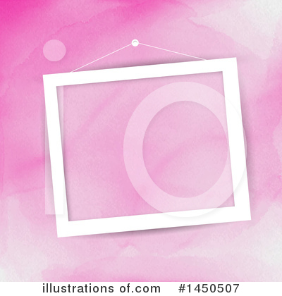 Picture Frame Clipart #1450507 by KJ Pargeter