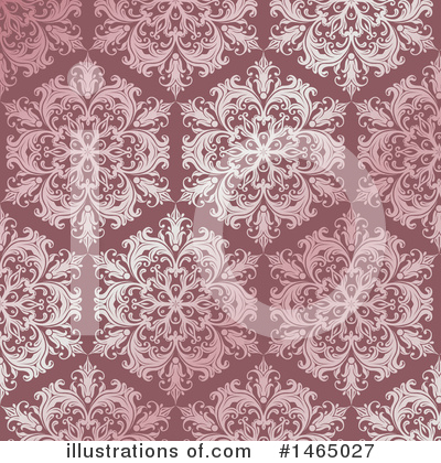 Damask Clipart #1465027 by KJ Pargeter