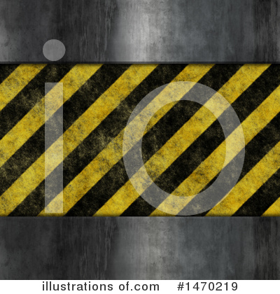 Hazard Stripes Clipart #1470219 by KJ Pargeter