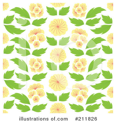 Flower Clipart #211826 by Cherie Reve