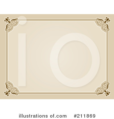 Certificate Clipart #211869 by KJ Pargeter