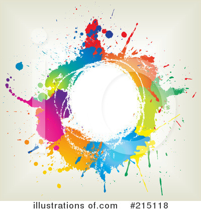 Splatters Clipart #215118 by KJ Pargeter