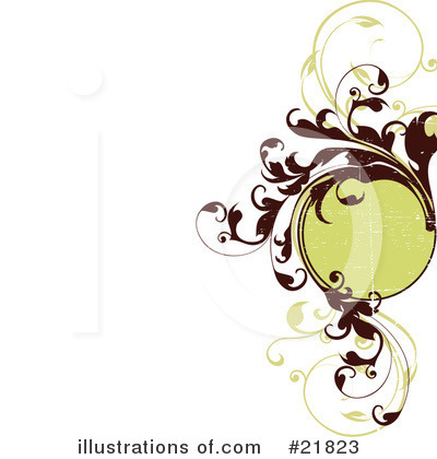 Royalty-Free (RF) Background Clipart Illustration by OnFocusMedia - Stock Sample #21823