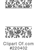Royalty-Free (RF) Background Clipart Illustration #220402