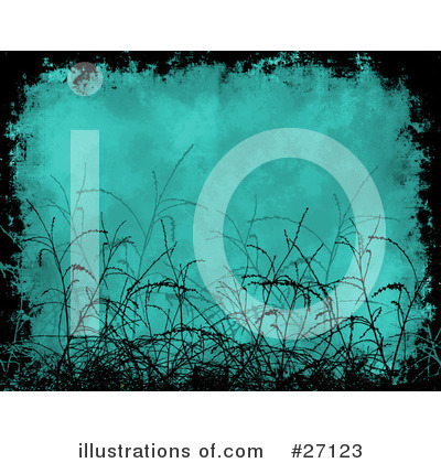 Royalty-Free (RF) Background Clipart Illustration by KJ Pargeter - Stock Sample #27123