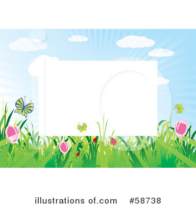 Flowers Clipart #58738 by MilsiArt