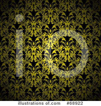 Floral Background Clipart #68922 by michaeltravers