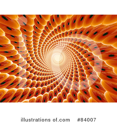 Spiraling Clipart #84007 by 3poD