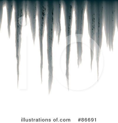 Icicles Clipart #86691 by Arena Creative