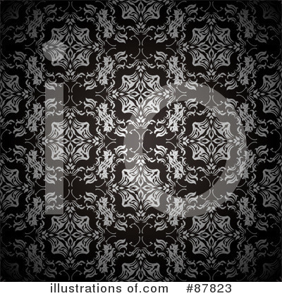 Floral Background Clipart #87823 by michaeltravers